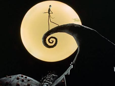 A Covid-19 Halloween w/ Tim Burton!