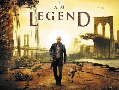 "Why ""I Am Legend"" is the Only Zombie Film I Can Stand"