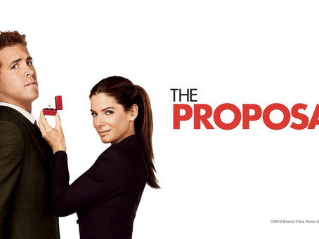 """Happy Canada Day ft. """"The Proposal""""!"""