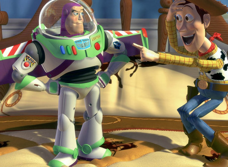 """A Trip Down Memory Lane w/ """"Toy Story"""""""
