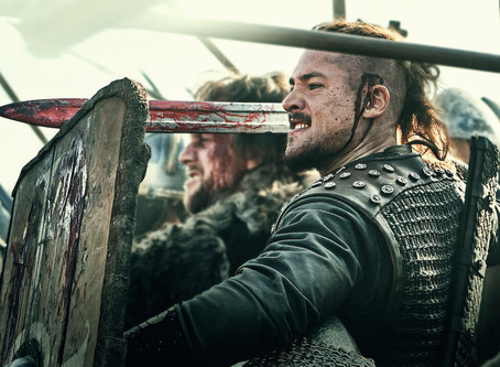 "History & Heroism at its Finest w/ ""The Last Kingdom"""