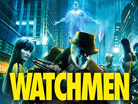 """Watchmen"": Film vs. Graphic Novel"