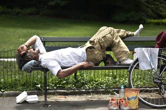 Emerson Scheerer 2018 Central Park, NYC