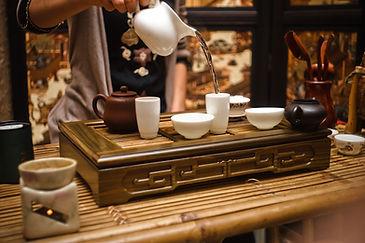 Чайная церемония с Еленой Педан