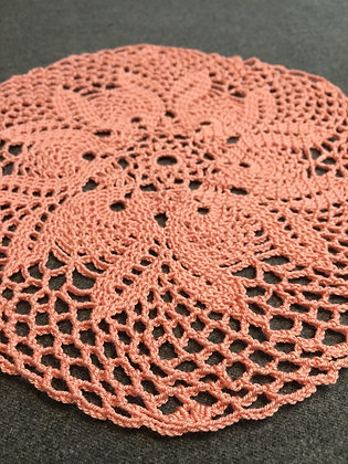 Crochet doily/mandala/dreamcatcher/handmade/flower/home decor/'Gardenia'