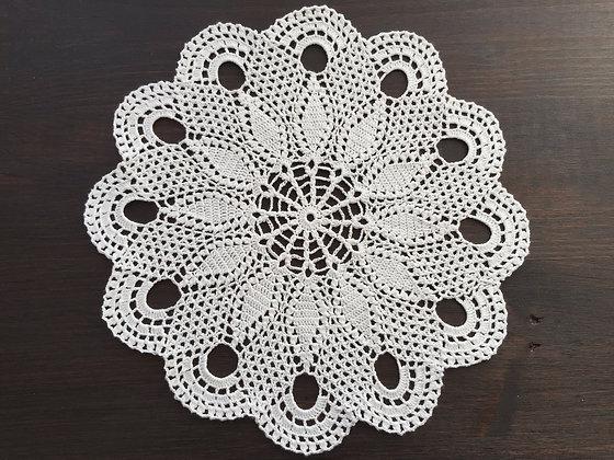Crochet doily/mandala/dreamcatcher/handmade/flower/home decor/'Foxglove'