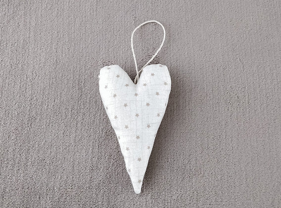 Hanging decoration/home decoration/handmade/Christmas tree decoration/heart