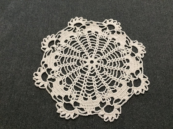 Crochet doily/mandala/dreamcatcher/handmade/flower/home decor/'Magnolia'
