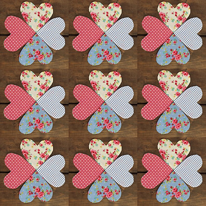 Lavender hearts/sachets/bags/handmade/spotty/liberty print