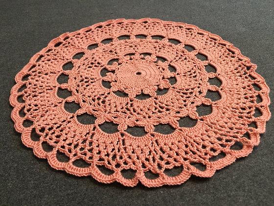 Crochet doily/mandala/dreamcatcher/handmade/flower/home decor/'DaPhne'