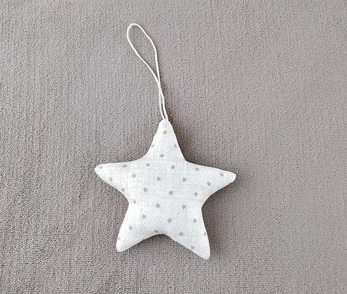Hanging decoration/home decoration/handmade/Christmas tree decoration/star