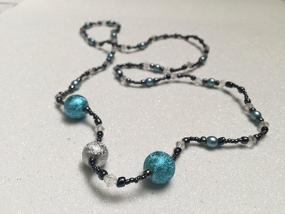 Necklace/beaded/jewelry/handmade/ 'Karina'