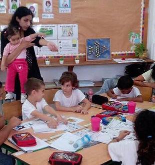 STEP4SEAS primary school children