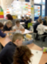 Successful educational actions primary school classroom