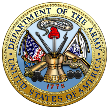 US Dept of the Army