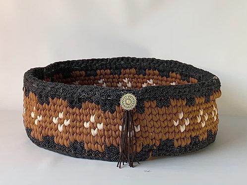 Brown Indian Basket