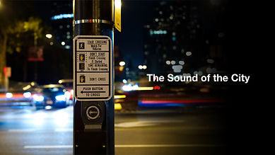The Sound of the City