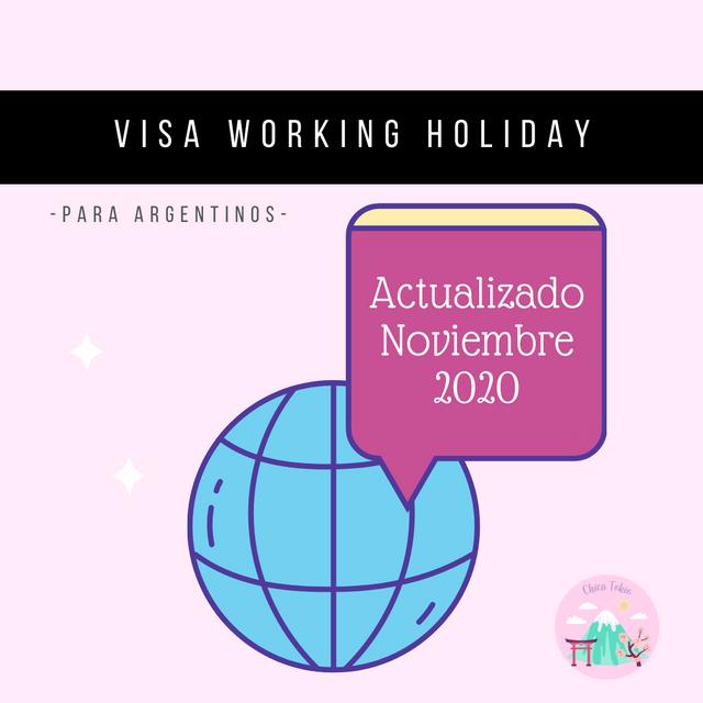 Visa Working Holiday
