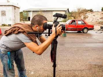 Tariq Elmeri – 'My first instinct was to just film, film and film.'