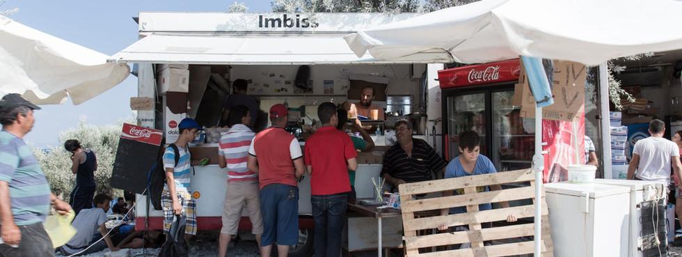 Snack Bar - Imbiss, Germany/Greece, 13 mins. (London Premiere)