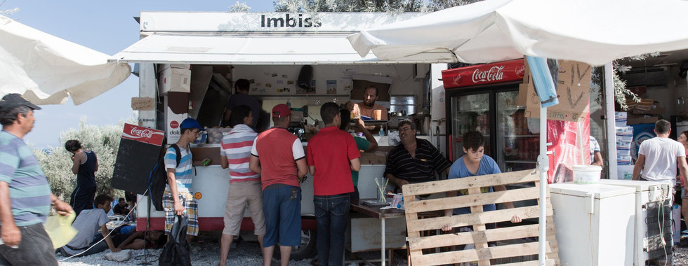 Snack Bar - Imbiss, Germany/Greece, 13 mins. (London Premiere)