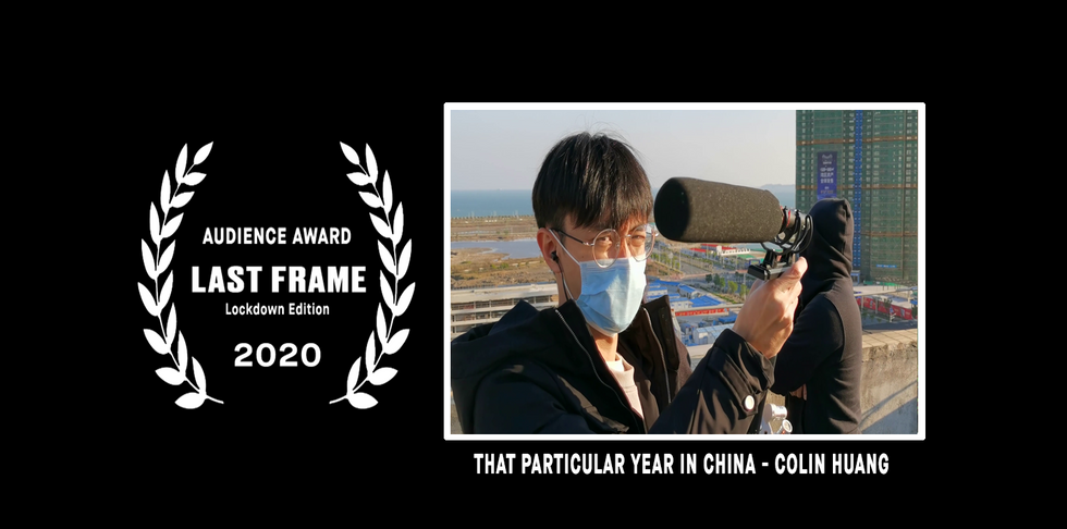 Audience Award - That Particular Year in