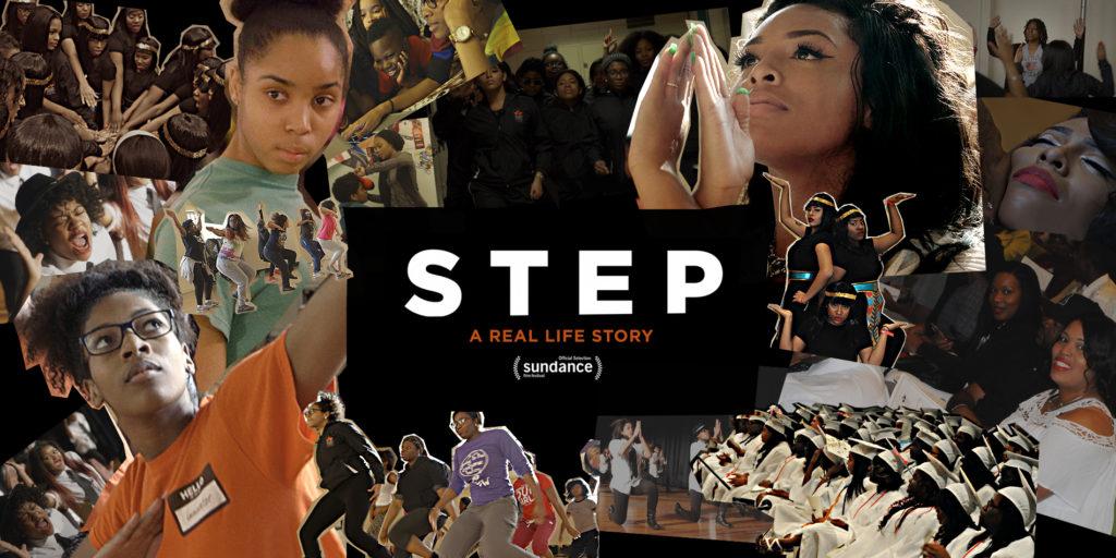 Step, 2017