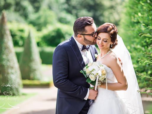 Hochzeit von Natalie & Vadim in Issum