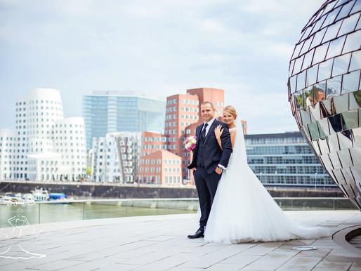 Hochzeitsshooting von Swetlana & Alex