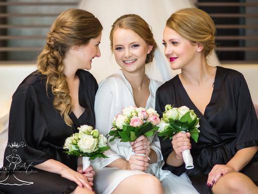 Hochzeit von Swetlana und Alex