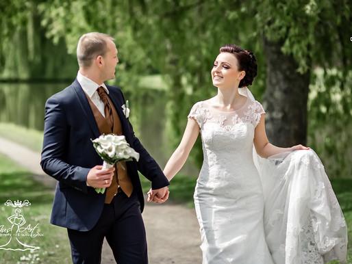 Hochzeit von Alex und Kathi im Schloss Raesfeld
