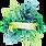 Badge Floral 2