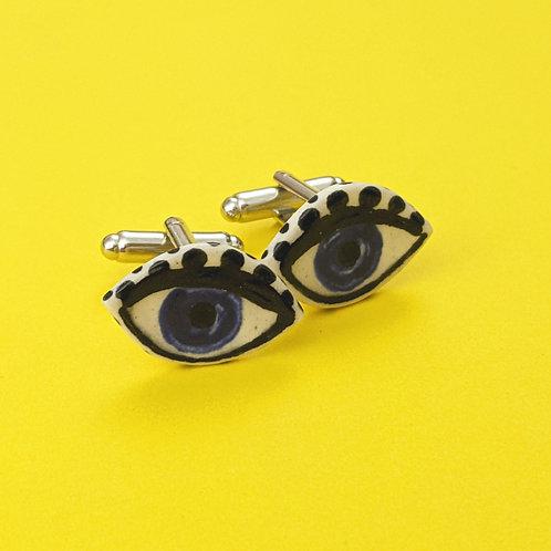 Eyes Cuff Links .02