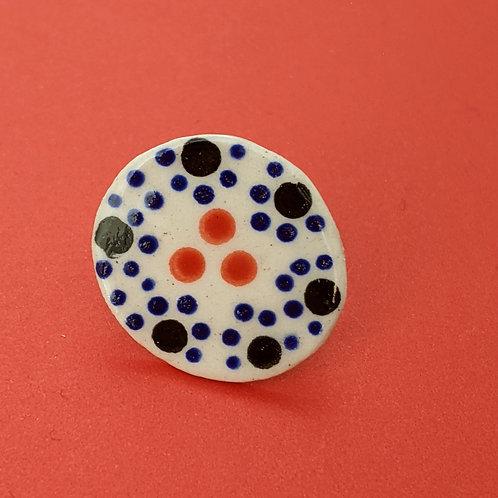 Dots Lapel Pin
