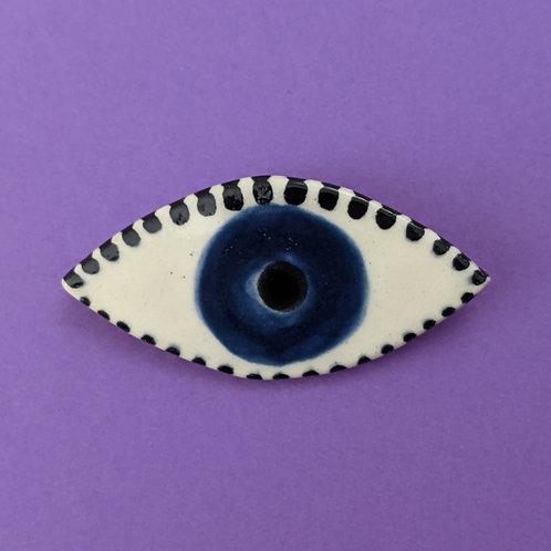 Eye Brooch .09