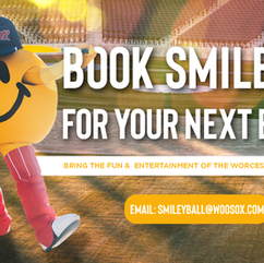 Book Smiley Graphic