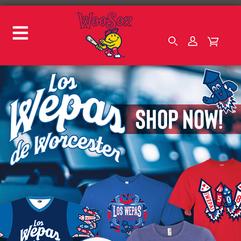 Los Wepas Apparel Promotion Graphic