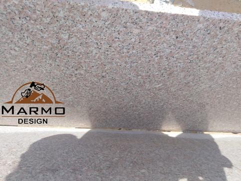 Rosa El Nasr - Egyptian Granite