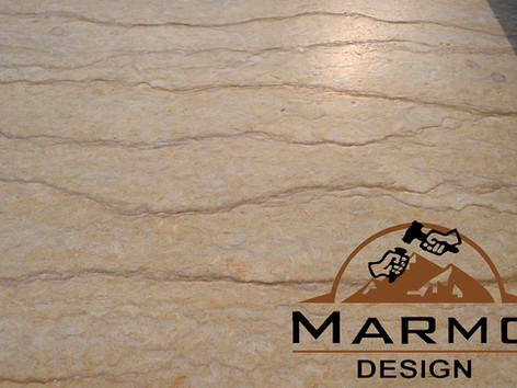 Silvia Menia - Marble Egypt - brushed slabs
