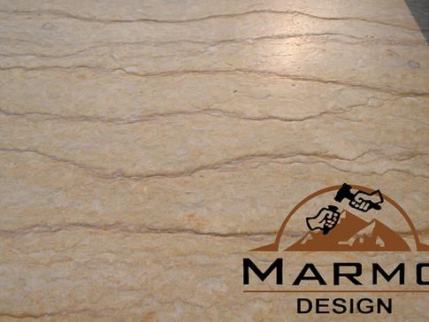 Silvia Menia - Marble Egypt - brushed slabs
