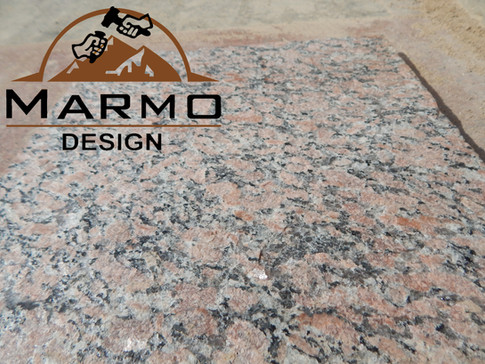 Red Aswan - Egyptian Granite - Red Grani