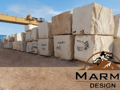 Sinai Pearl,Egipcio Mármol - bloques