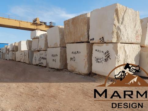 Sinai Pearl  - Marbre de l'Egypte Marbre égyptien Treista carreaux blocs