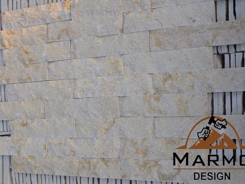 Sunny Menia - Split Face - Egyptian Marble - Wall tiles