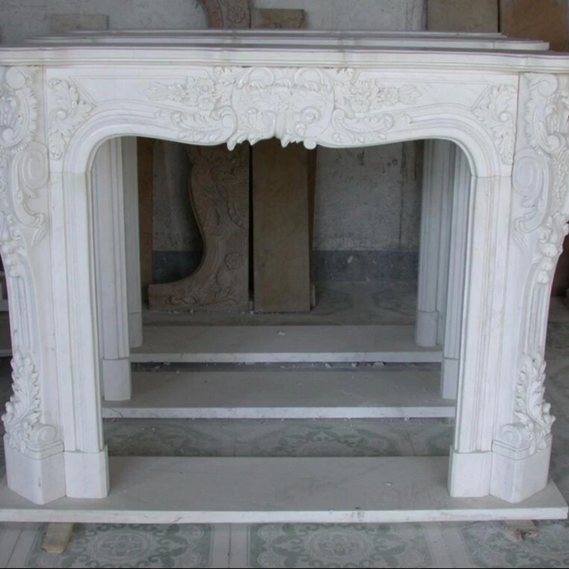 Marble Fireplace - MD105.png