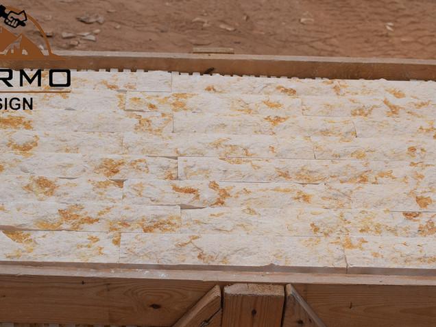Sunny Medium - Split Face - Wall tiles