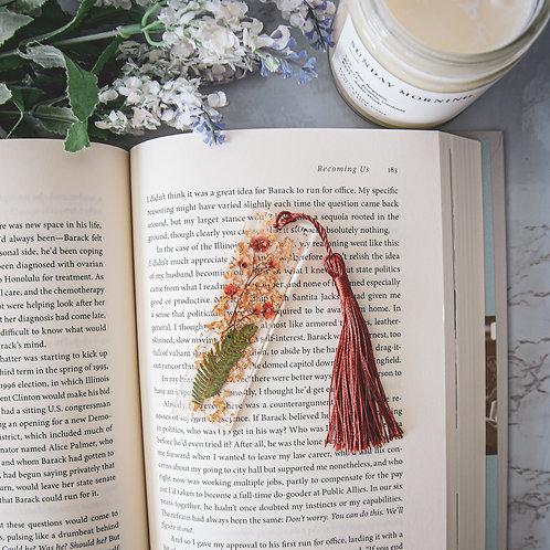 """3.5"""" Resin Bookmark"""