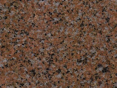 Red Forsan - Red granite