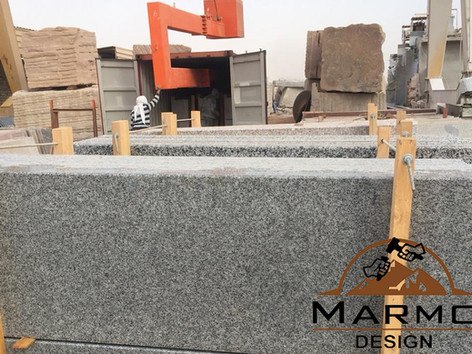 Grey El Sherka Granite