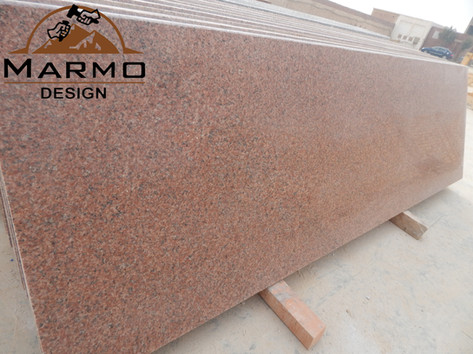 Red Forsan - Egyptian Granite - Red Gran